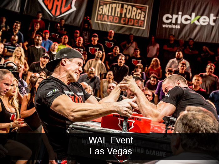 WAL Event Las Vegas